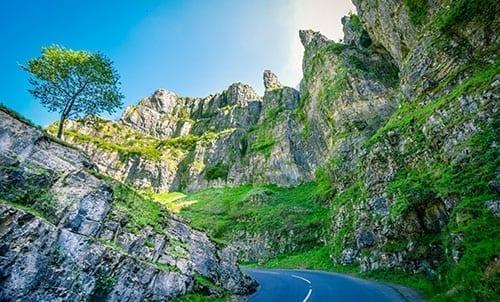 Cheddar Gorge, UK