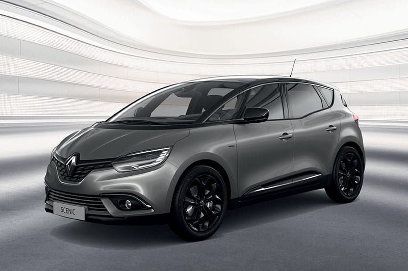 Renault Scenic side view