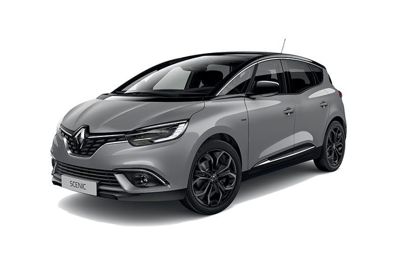 Renault Scenic side shot